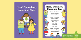 Head, Shoulders, Knees and Toes Nursery Rhyme IKEA Tolsby Frame - baby signing, baby sign language, communicate with baby, pre verbal baby, tiny talk, sing and sign,