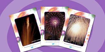 Focuri de artificii - Fotografii - focuri de artificii, Anul Nou, fotografii, imagini, dezvoltarea vorbirii, convorbire, materiale, materiale didactice, română, romana, material, material didactic