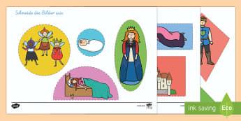 Märchen Dornröschen Primary Resources - und - Page 2