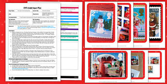 Story books the jolly christmas postman allan page 1 making christmas stamps eyfs adult input plan and resource pack to support teaching on the jolly christmas postman spiritdancerdesigns Choice Image