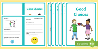 Good Choices at Home Social Situation - good choices at home, good choices, home, social stories, social, story, social story, sen, special educational needs
