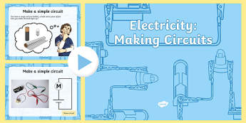 teaching circuits to elementary 4th grade