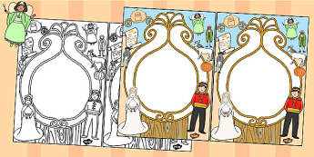 Cinderella Editable Notes from Teacher - cinderella, notes, edit