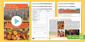 Harvest Festival Resource Pack