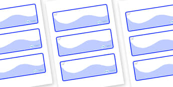 Polar Bear Themed Editable Drawer-Peg-Name Labels (Colourful) - Themed Classroom Label Templates, Resource Labels, Name Labels, Editable Labels, Drawer Labels, Coat Peg Labels, Peg Label, KS1 Labels, Foundation Labels, Foundation Stage Labels, Teachi