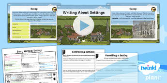 PlanIt Y5 World War II: To Support Teaching on Goodnight Mister Tom Lesson Pack Story Writing (5)