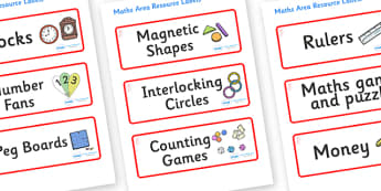 Jellyfish Themed Editable Maths Area Resource Labels - Themed maths resource labels, maths area resources, Label template, Resource Label, Name Labels, Editable Labels, Drawer Labels, KS1 Labels, Foundation Labels, Foundation Stage Labels, Teaching L