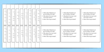 Chapters 1-10 Question Cards to Support Teaching On 'Skellig' by David Almond - KS3 literature, skellig, michael, Mina, lower ability reading, guided reading, david almond, compreh