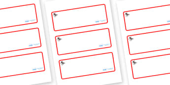 Ant Themed Editable Drawer-Peg-Name Labels (Blank) - Themed Classroom Label Templates, Resource Labels, Name Labels, Editable Labels, Drawer Labels, Coat Peg Labels, Peg Label, KS1 Labels, Foundation Labels, Foundation Stage Labels, Teaching Labels