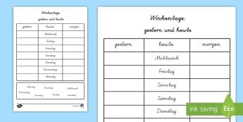 1./2. Klasse Sachunterricht Primary Resources - Page 2