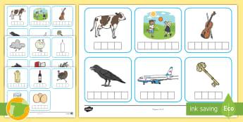 Busar las letras: La letra V Game - juego lectoescritura, juego lecto, juego didáctico, lecto, sonidos, lecto-escritura, fonemas, sonid