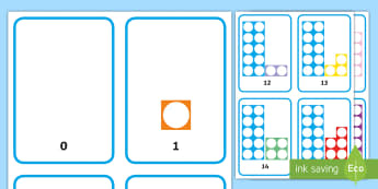 Number Digit Cards 0-50 Flash Cards - number, digit, cards, 0-50, flash cards, activity, number digit, maths, mathematics, numeracy, numbers