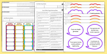 2014 Curriculum Year 6 Maths Assessment Resource Pack - numeracy