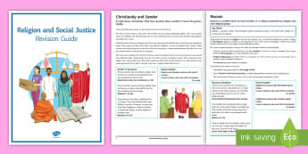 Religion and Social Justice: Revision Guide eBook - Social Justice, Racism, Gender, Sexuality, Equality, Human Rights, Ethnicity, Sexism