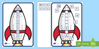 Blast Off Count Down Display Poster - New Zealand Back to School, count down, rocket, numbers, maths, number ordering, counting, numbers t