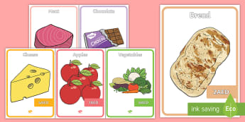 Grocery Store Display Posters - supermarket, market, shop, money, signs, role play,
