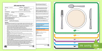 EYFS Same Amount of Snack Counting Activity Adult Input Plan and Resource Pack - Mathematics, Numbers, Counting, Compare, More, Less, Fewer, Same, Amount, Food, Fruit, Early Years P
