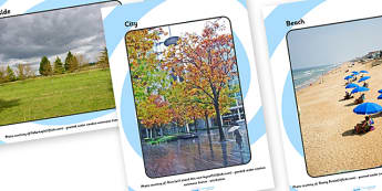 What is Weather Display Photo Posters - weather, weather photos, weather photo posters, weather conditions, different weather conditions, seasons, places