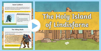 The Holy Island of Lindisfarne PowerPoint