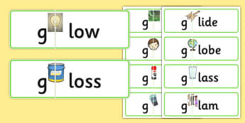 GL Jigsaws - speech sounds, phonology, articulation, speech therapy, cluster reduction, clusters, blends