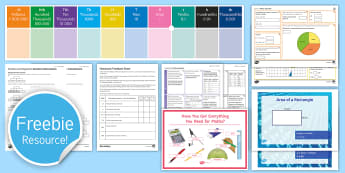 Free Secondary Maths Taster Resource Pack - Free secondary maths taster pack, secondary teaching resources, twinkl free secondary resources, fre