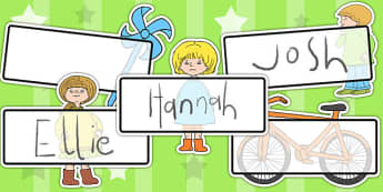 Editable Self-Registration to Support Teaching on Titch - self reg, stories, story books