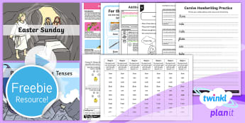Free KS1 Planit Taster Resource Pack - sample, bumper, freebie, test,