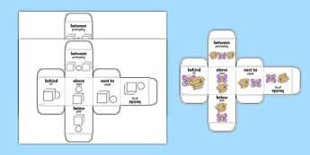 Prepositions Dice 2 Polish Translation - die net, position, position dice, visual aid, prepositions, postions, preposistions, prepositons, prepostion, proposition, prepostition, prepostions, prepostitions