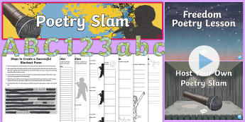 National Poetry Day 2017 Resource Pack - teaching poetry, freedom,poetry lesson plans, poetry lessons, poetry for Children, CfE poetry,Scotti