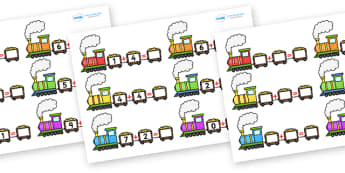 Train Addition Worksheets - worksheets, worksheet, work sheet, addition, train, transport, transport worksheets, train worksheets, sheets, activity, writing frame, filling in, writing activity
