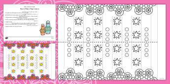 Diwali Paper Lantern Craft Templates Arabic/English - Diwali Paper Lantern Craft Templates - Diwali Paper Lantern Templates, Diwali, religion, hindu, hano