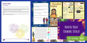 Invitations ks1 writing primary resources page 2 editable bonfire night party invitation resource pack eyfs early years key stage 1 stopboris Choice Image