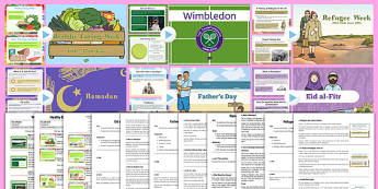 KS2 Summer Term 2  Bumper Assembly Pack