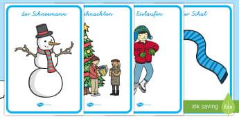 Winter Poster für die Klassenraumgestaltung - Winter Poster für die Klassenraumgestaltung, Winter Poster, Winter, Jahreszeiten, Winter Klassenrau - Winter Poster für die Klassenraumgestaltung, Winter Poster, Winter, Jahreszeiten, Winter Klassenrau