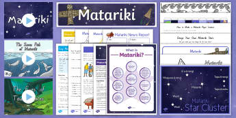 Matariki Bumper Resource Pack  - New Zealand Matariki, Matariki, New Year, Maori New Year, Maori, Celebration, Festival