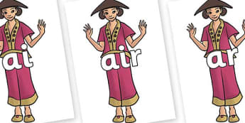 Phase 3 Phonemes on Lila - Phonemes, phoneme, Phase 3, Phase three, Foundation, Literacy, Letters and Sounds, DfES, display