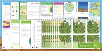 Earth Day K-2 Resource Pack - Earth Day, activities, ppwerpoints, craft instructions,