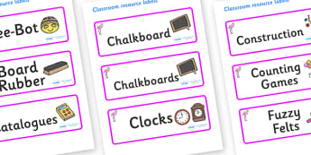Flamingo Themed Editable Additional Classroom Resource Labels - Themed Label template, Resource Label, Name Labels, Editable Labels, Drawer Labels, KS1 Labels, Foundation Labels, Foundation Stage Labels, Teaching Labels, Resource Labels, Tray Labels,
