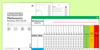 KS2 Reasoning Test Bumper Guidance Pack - Autumn Term Maths Assessment, maths, year 6, sats, assessment, progress, word problems,