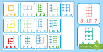 Number Shape 1 to 20 Peg Labels - cards, matching, number, shape, 0, 20, maths, numeracy, labels