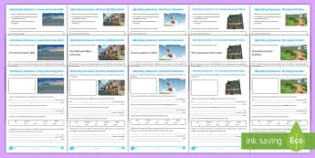 LKS2 Uplevelling Sentences Worksheet / Activity Sheets - Uplevel, Edit and improve, editing, improving, securing writing, Year 3, Year 4