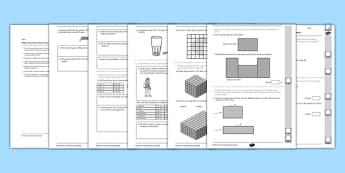 Year 5 Maths Assessment: Measurement Term 3 - Maths, Assessment, Measurement