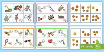 Toy Shop Euros and Cents up to 20c Bingo - Toy Shop Bingo (Up to 20p), money, coins, pounds, pence, foundation numeracy, coin, pay, bingo, shop