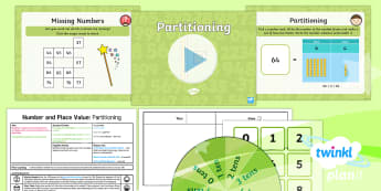 PlanIt Maths Y2 Number and Place Value  Lesson Pack Recognise Place Value (4)