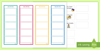 Give Me Five Calming Strategies Editable Bookmarks - Feeling, Emotions, Anger Management, Relax kids, relaxation, mindfulness, Behaviour Managment,Scotti