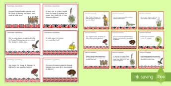 Creative Thinking about the Treaty of Waitangi Task Cards - Waitangi, Waitangi Day, Treaty of Waitangi