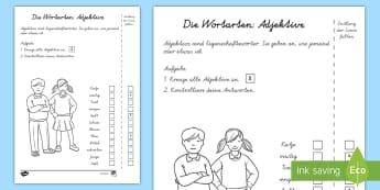 1./2. Klasse Deutsch Primary Resources - Materialien - Page 2
