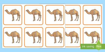 بطاقات الجمل لمكونات العدد 20 - مكونات العدد 10، مكونات العدد، المكونات، حساب، رياضيات