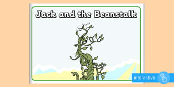 Jack and the Beanstalk eBook - books, interactive books, read