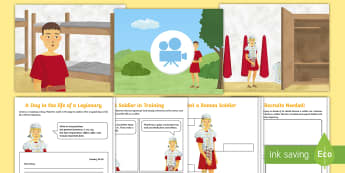Roman Soldier Activity Pack Animation - Animations, Rome, Roman, animation, weapons, soldier, battle, armour, helmet, life, sandals, belts, Twinkl Go, twinkl go, TwinklGo, twinklgo